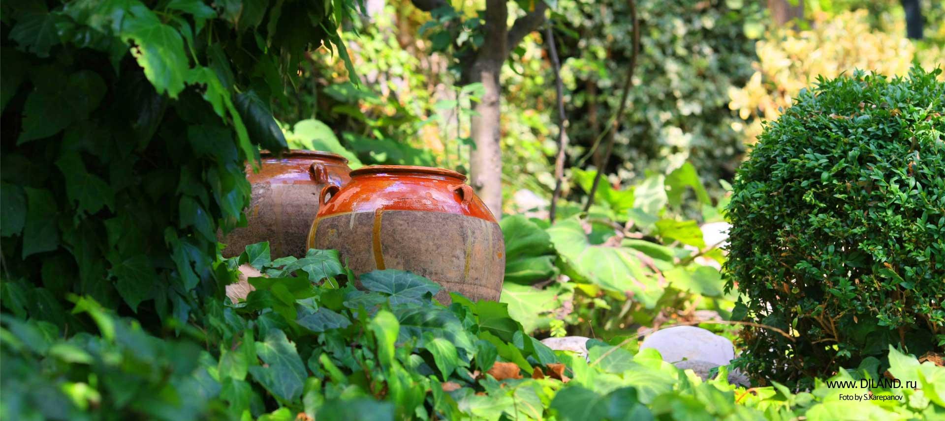 вазоны садовые фото