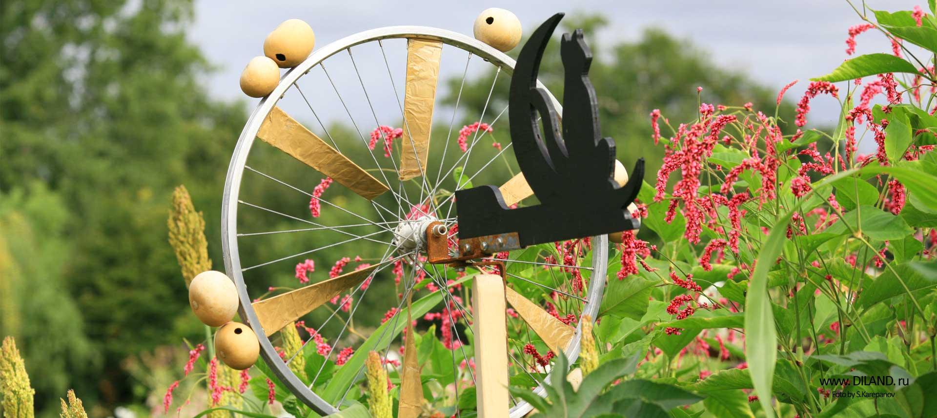 пугало огородное